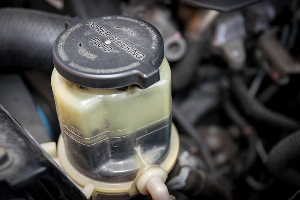 Power Steering Flush Reasons
