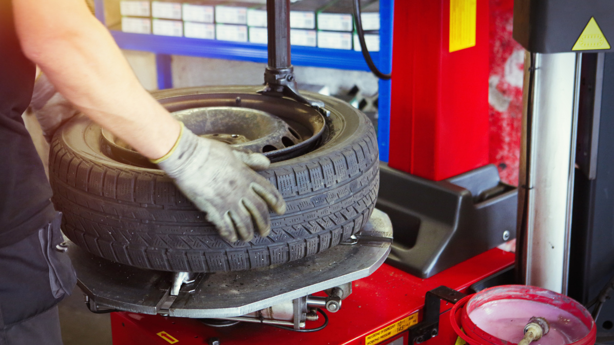 Important tire and wheel services